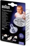 Braun Thermoscan Hygiene cap Schutzkappe für Ohrthermometer 40 Stück
