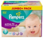PAMPERS Active Fit Midi Gr. 3 (4-9 kg) Jumbo Plus 76 St.