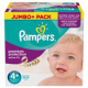 Pampers Active Fit Maxi Plus Jumbo+ Pack (Gr. 4+, 9-20kg) 62 St