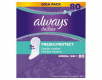 Always Slipeinlage Fresh&Protect Normal Gigapack 80
